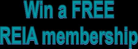 Win a Free REIA Membership